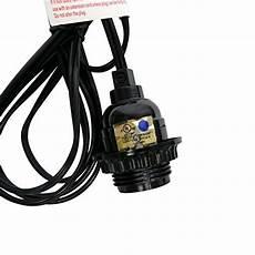 Outdoor Single Socket Light Cord Single Socket Pendant Light Cord Kit For Lanterns11ft Ul