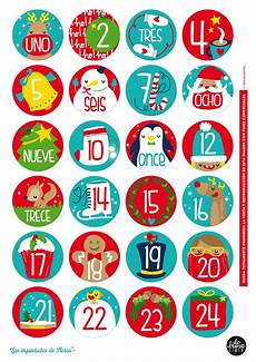 calendario de abviento calendario adviento blog navidad calendarios de