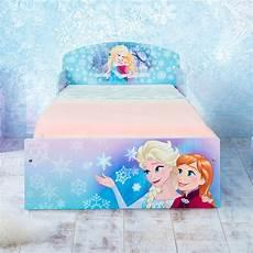 disney frozen toddler bed with deluxe foam mattress