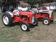 Antique Tractors 1959 Ford 641 Workmaster And 871 Ford