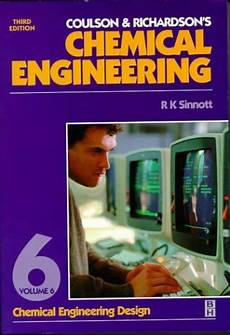 Chemical Engineering All Vol And Eds Coulson And