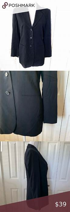 vestimenta italy 3 button black blazer vestimenta italy 3
