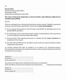 Cover Letter Of Interest Free 8 Letter Of Interest Templates In Ms Word Pdf