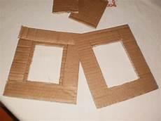 realizzare una cornice come creare una cornice dal cartone tutorial