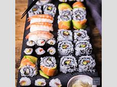 Homemade Sushi Rolls (Step by Step Guide, Recipe Tips & Video)