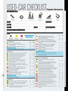 Used Car Inspection Checklist Printable Free 14 Vehicle Evaluation Forms In Pdf