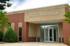 Wake County Library Green Road Community Library