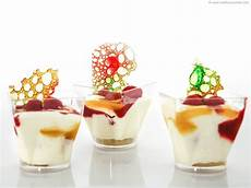 fruit bavarian verrines our recipe with photos