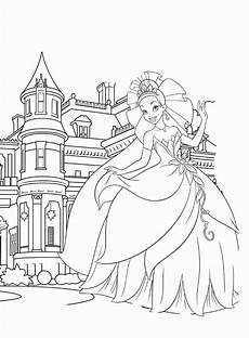 Malvorlagen Prinzessin Schloss Disney Princess Coloring Pages Coloring Home