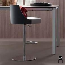 sgabelli da cucina moderni set 2 sgabelli da cucina design moderno rivestiti in