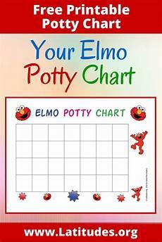 Potty Training Sticker Chart Printable Free Elmo Potty Training Chart Printable Potty Chart