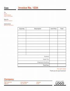 Microsoft Office Invoice Templates Invoices Office Com