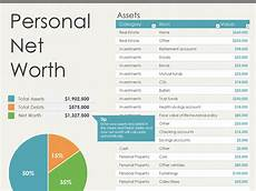 Net Worth Statement Format For Individual 6 Net Worth Certificate Formats Free Word Amp Pdf