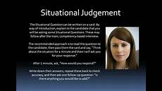 Situational Questions And Answers Situational Judgement Tests Sjt Interview Techniques