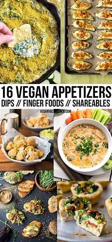 16 vegan appetizers vegan yack attack