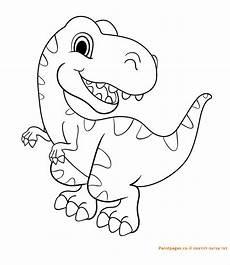 dino malvorlage pdf דף צביעה דינוזאור רקס dinosaur coloring pages