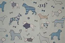 fabric crafts for dogs blue fabric for craft or curtains livingstone textiles