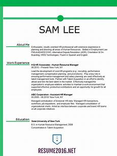 How To Type A Proper Resume 5 Tips To Use Proper Resume Format 2016