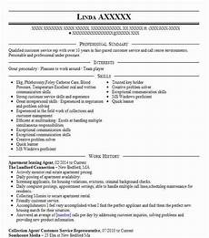 Leasing Specialist Resume Apartment Leasing Agent Objectives Resume Objective