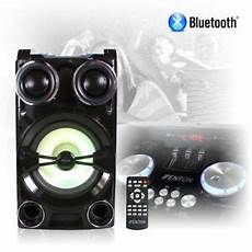 Boombox Led Lights Bluetooth Party Disco Speaker Mega Loud Boombox With Usb