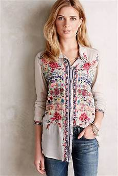 embroidery clothes treasures embroidered clothes inspiraton