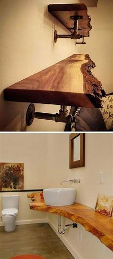 top 20 cool decorating ideas with live edge wood cheap