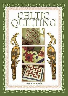 Design Book Gail Minogue Celtic Quilting By Gail Lawther In 2020 Celtic Quilt