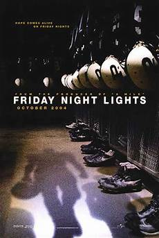 Friday Night Lights Original Movie Soundtrack Friday Night Lights Movie Posters At Movie Poster