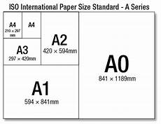 Letter Size Paper Dimensions Paper Size Standard Ad Fusion Solution