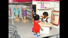 Playmobil Ausmalbilder Shopping Center Playmobil Shopping Center 5485 Store Mall Einkaufsbummel