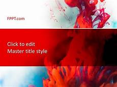 Red Powerpoint Free Red Background Powerpoint Template Free Powerpoint