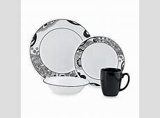 Corelle® Vive Nouveau 16 Piece Dinnerware Set   Bed Bath