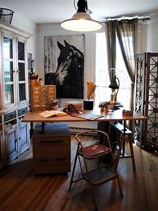 Home Style Design Ideas 25 Industrial Home Office Design Ideas Decoration