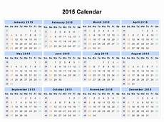 Month By Month Calendar 2015 12 Month Calendar 2015 Google Search Printable Yearly