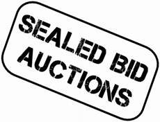 bid auctions sealed bid auctions source and bid on items from