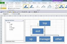 Excel 2010 Vba Chart Excel 2010 Vba Is There A Way To Make An Org Chart From