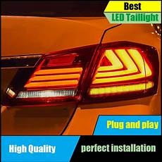 2016 Honda Accord Light Assembly Car Styling Taillight For Honda Accord 9th Sedan 2014 2015