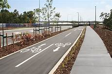 Cycle Track Design Case Study Caloundra Cycle Tracks Best Practice Design