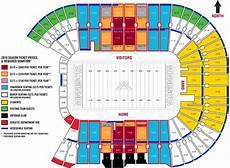 Seatgeek Stadium Seating Chart Tcf Bank Stadium Seating Chart