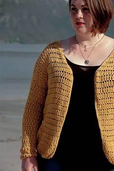 summer cardigan crochet pattern easy crochet pattern