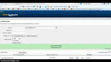 Creat E Mail How To Create Your Own Email Address In Hostgator Youtube