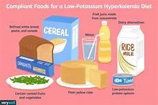 Liquid Diet Chart Low Potassium Diet Benefits And How It Works