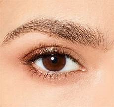 Light Brown Contact Lenses For Dark Eyes Before And After Desio Color Contact Lenses