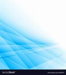 Background Leaflet Design Blue Light Abstract Background Business Brochure Vector Image