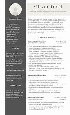 Successful Resume Format 99 Free Professional Resume Formats Amp Designs Livecareer