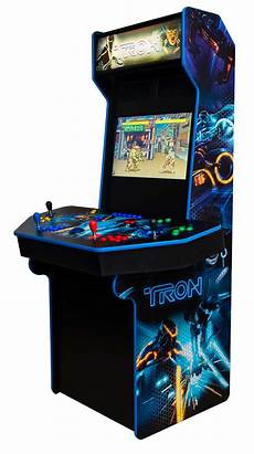 custom home arcade cabinets for up to four players