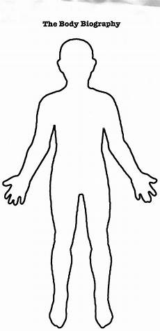 Human Outline Free Human Outline Template Download Free Clip Art Free