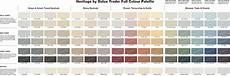 Heritage Paint Colour Chart Dulux Heritage Chalk White