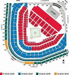 Wrigley Field Concert Seating Chart Dead And Company Tickets Green Day Tickets Wrigley Field Chicago Thursday