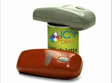 Handy Can Opener   Portable Electric Hands Free One Touch